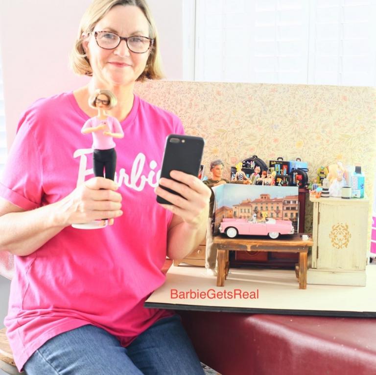 Barbie Gets Real - Tonya Ruiz