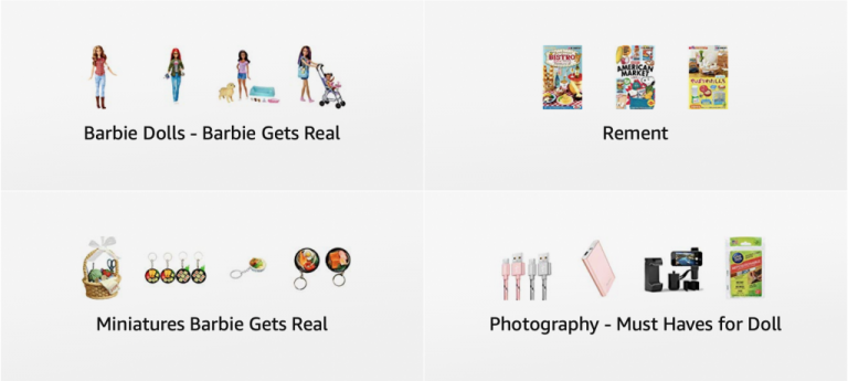 barbie gets real amazon