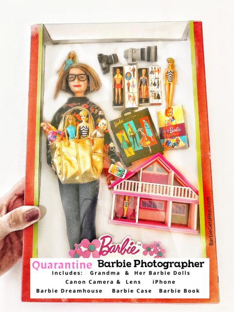 quarantine barbie photographer
