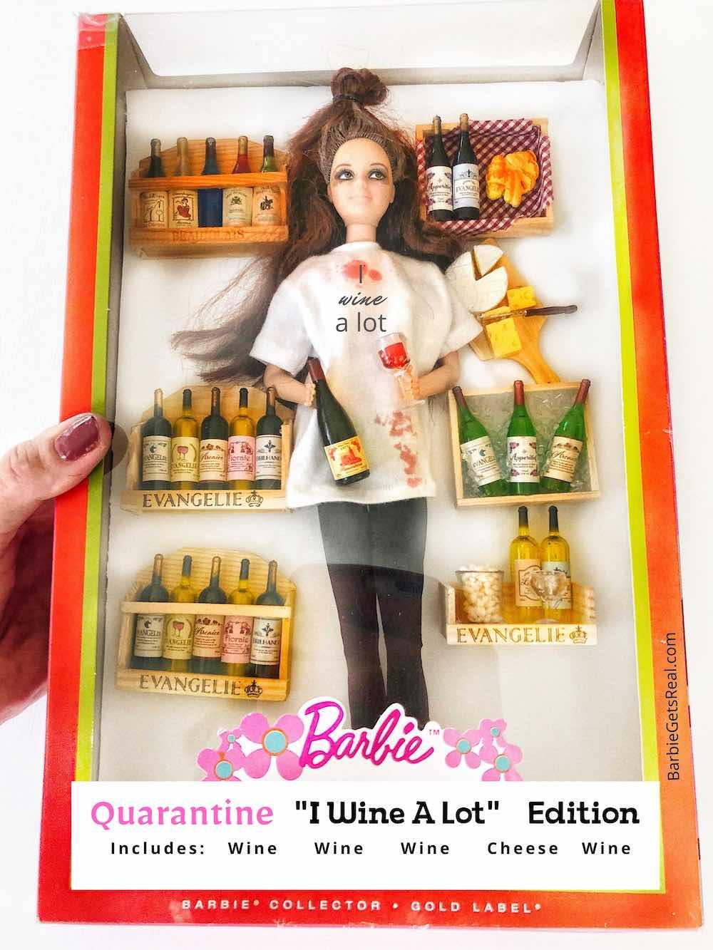 Me Vs You Barbie